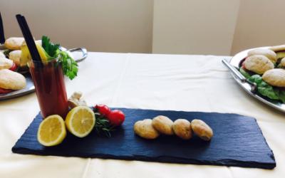 Frullato pomodoro, limone e zenzero