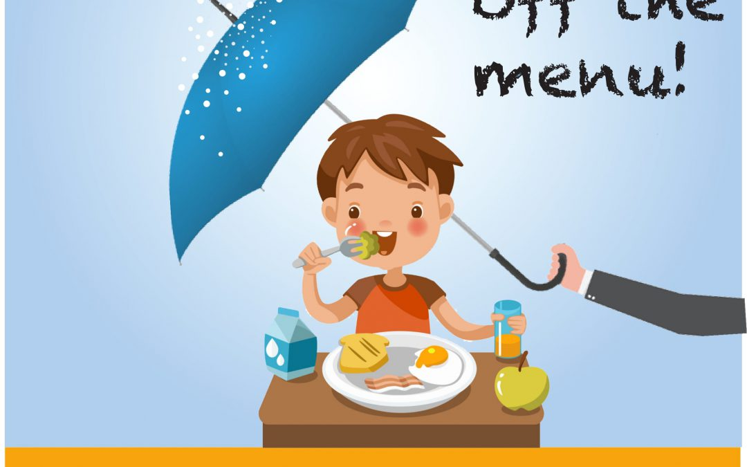 Meno sale… più salute!