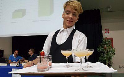 Linken frozen cocktail