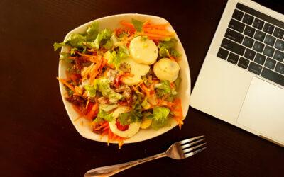 La pausa pranzo ai tempi del Covid-19: cosa mangiamo in Smart working?
